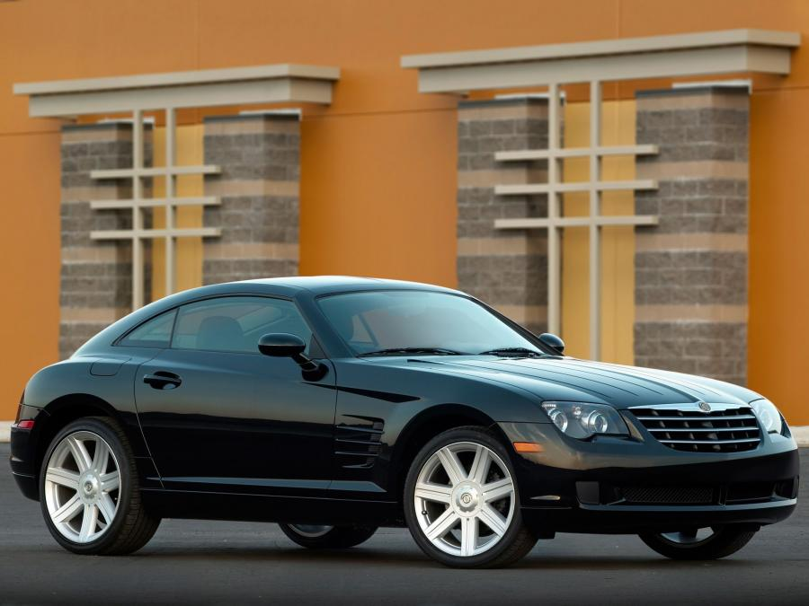 2003 Chrysler Crossfire Coupe