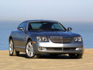 Chrysler Crossfire Limited Coupe 2004 года