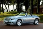 Chrysler Crossfire Limited Roadster 2004 года (EU)