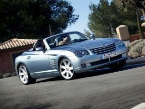 Chrysler Crossfire Limited Roadster 2004 года