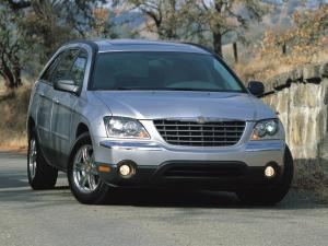 Chrysler Pacifica 2004 года