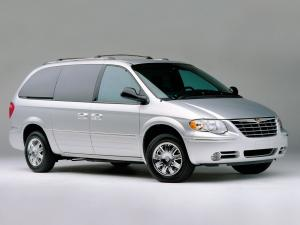 Chrysler Town & Country 2004 года