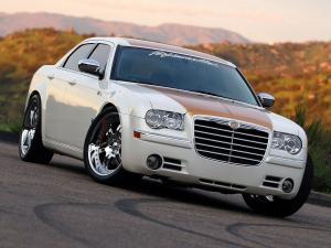 Chrysler 300C Hurst Edition by Performance West Group 2005 года