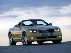 Chrysler Crossfire Roadster 2005 года (EU)