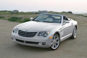 Chrysler Crossfire Roadster 2005 года