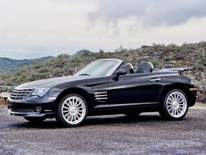 Chrysler Crossfire SRT6 Roadster 2005 года