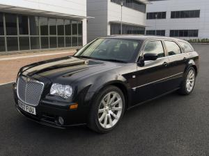 Chrysler 300C SRT8 Touring (UK) '2006