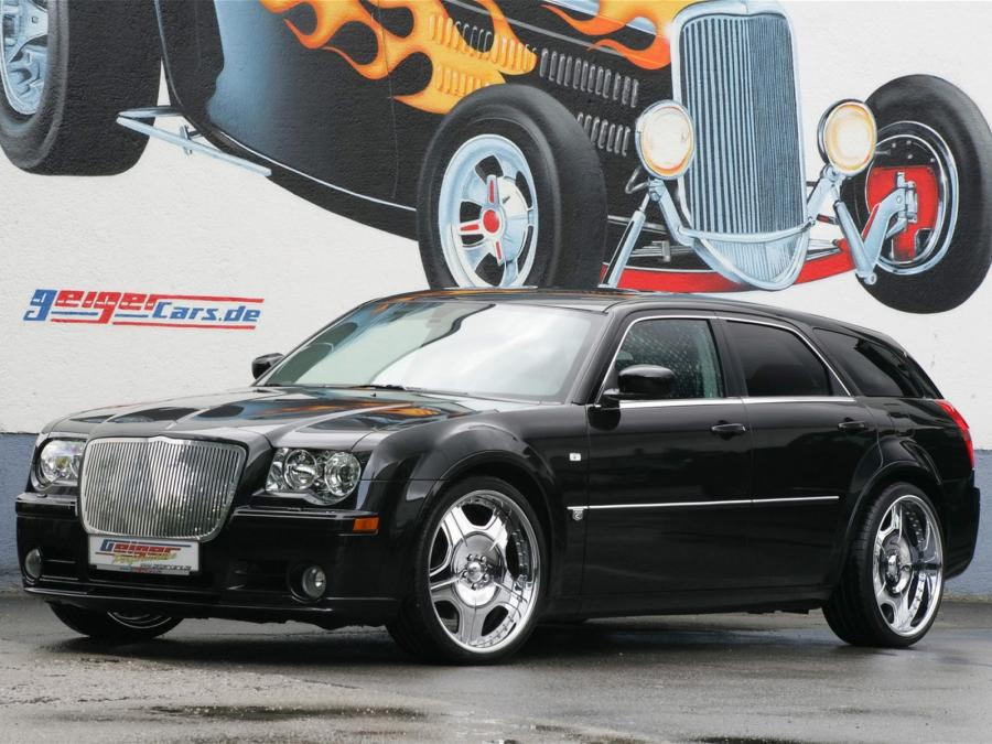 2006 Chrysler 300C SRT8 Touring by Geiger Cars