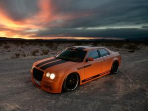 Chrysler 300C by Parotech Norev 2006 года