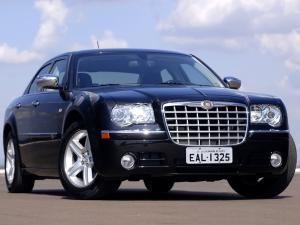 Chrysler 300C 2007 года (BR)
