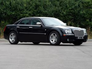 Chrysler 300C by H&R 2007 года