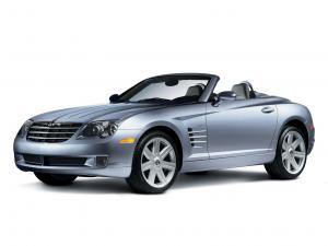 Chrysler Crossfire Roadster 2007 года