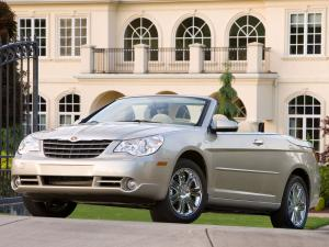Chrysler Sebring Convertible 2007 года (EU)