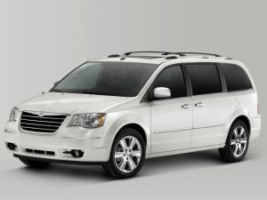 Chrysler Town & Country 2007 года