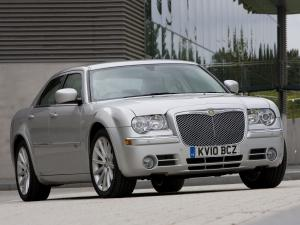 Chrysler 300C CRD SRT-Design 2008 года