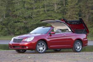 Chrysler Sebring Convertible 2008 года