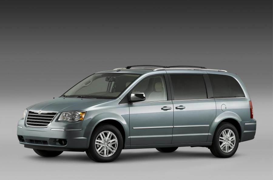 Chrysler Town & Country '2008