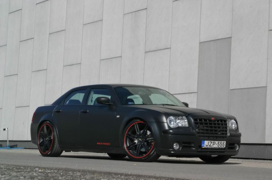 Chrysler 300C Hemi SRT8 Compressor by O.CT Tuning