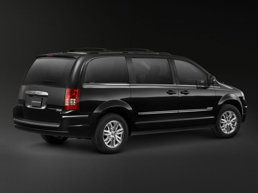 Chrysler Town & Country Walter P Chrysler Signature Series '2010
