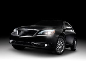 Chrysler 200 Sedan 2011 года