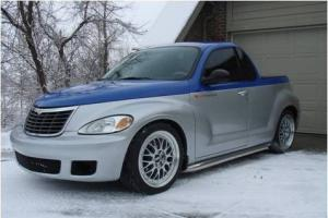 Chrysler PT Cruiser R-T10 Custom Pickup 2011 года