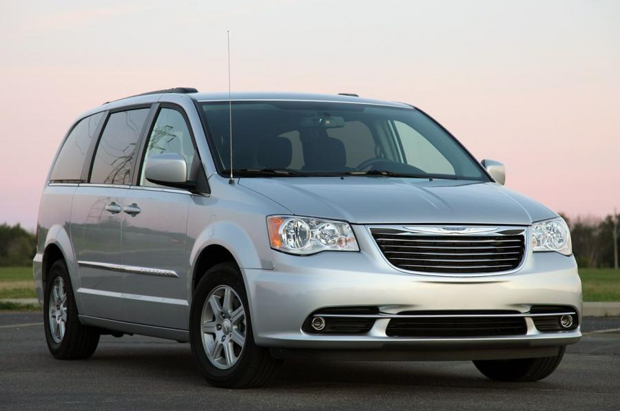 Chrysler Town & Country Touring '2011