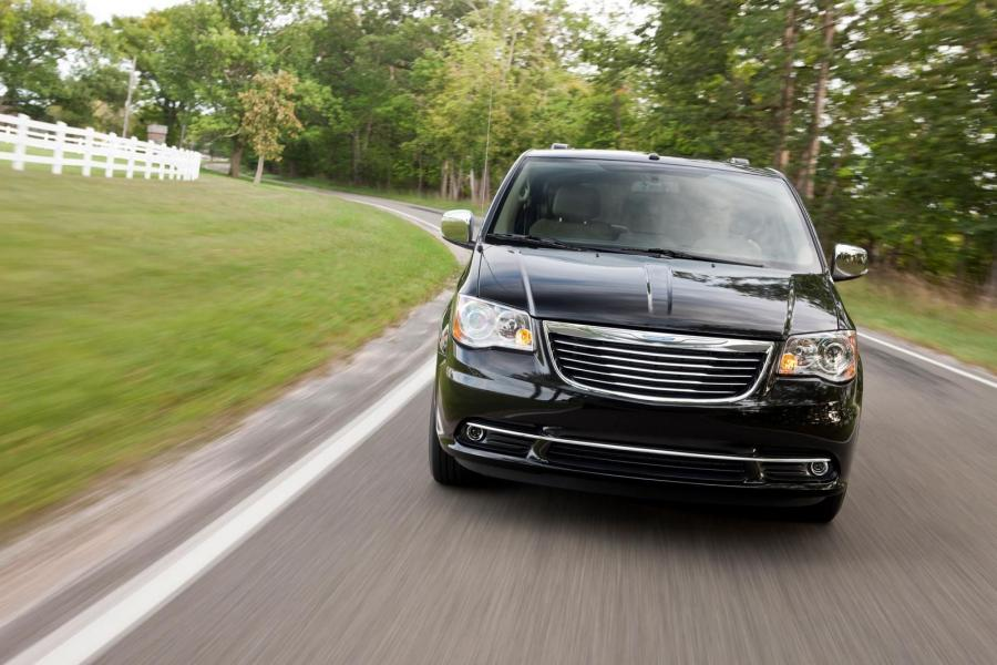 Chrysler Town & Country '2011