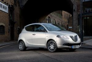 2011 Chrysler Ypsilon