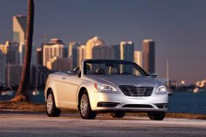 Chrysler 200 Convertible 2012 года