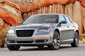 2012 Chrysler 300C S