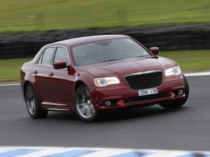 Chrysler 300C SRT8 (AU) '2012