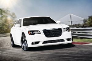Chrysler 300C SRT8 '2012