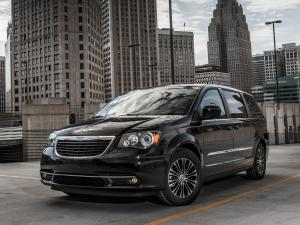 2012 Chrysler Town & Country S
