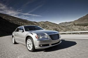 2013 Chrysler 300C Glacier Edition