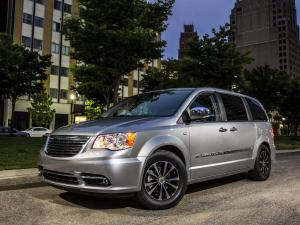 2013 Chrysler Town & Country 30th Anniversary