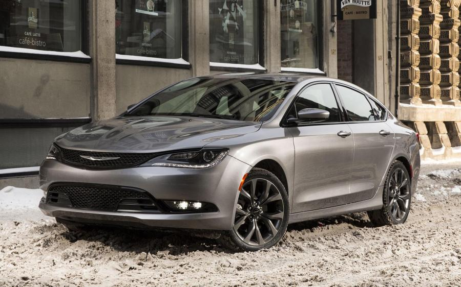 Chrysler 200S AWD