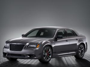 Chrysler 300C SRT8 Satin Vapor '2014