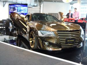 Chrysler Crossfire by FB-ONE 2014 года