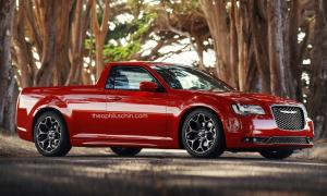 Chrysler 300C Picup by X-Tom Design 2015 года