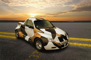 Chrysler PT Cruiser by Carbon Motors 2015 года