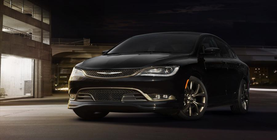 Chrysler 200S Alloy Edition