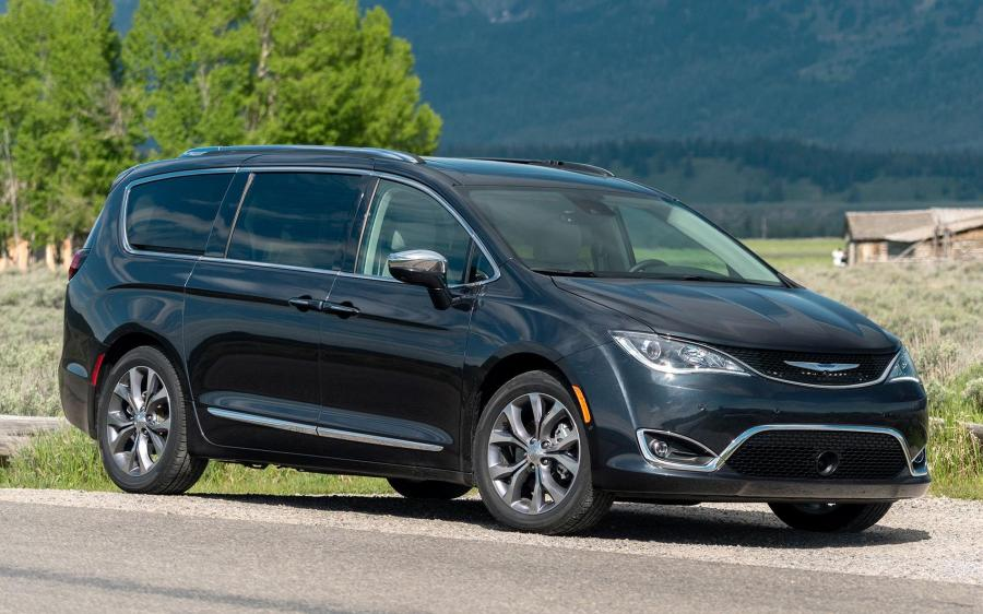 Chrysler Pacifica Limited (RU) '2016