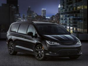 2017 Chrysler Pacifica Limited S Appearance Package