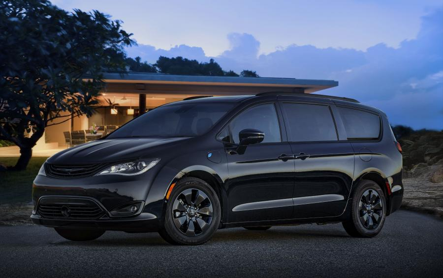 Chrysler Pacifica Hybrid S Appearance Package