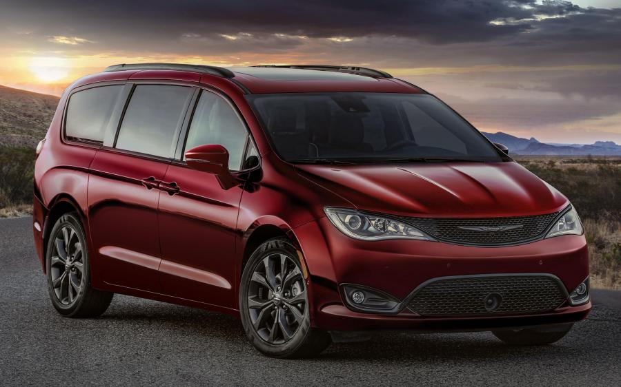 Chrysler Pacifica Limited 35th Anniversary