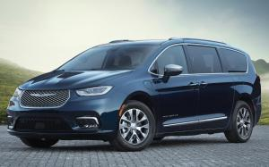 Chrysler Pacifica Hybrid Pinnacle 2020 года