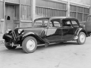 1935 Citroen Traction Avant Combi