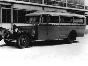 Citroen Type 32 Bus