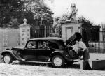 Citroen Traction Avant 1954 года