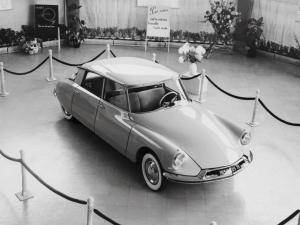 Citroen DS19 Berline